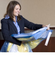 deliver drycleaning